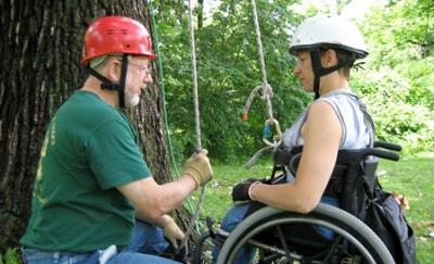 wheelchairs and tardigrades