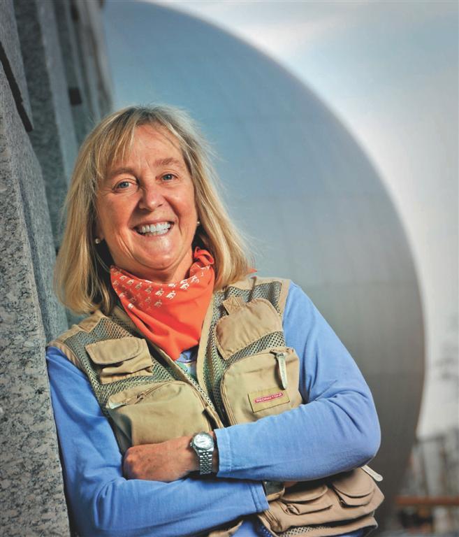 Meg's Wild and Wonderful World of Science