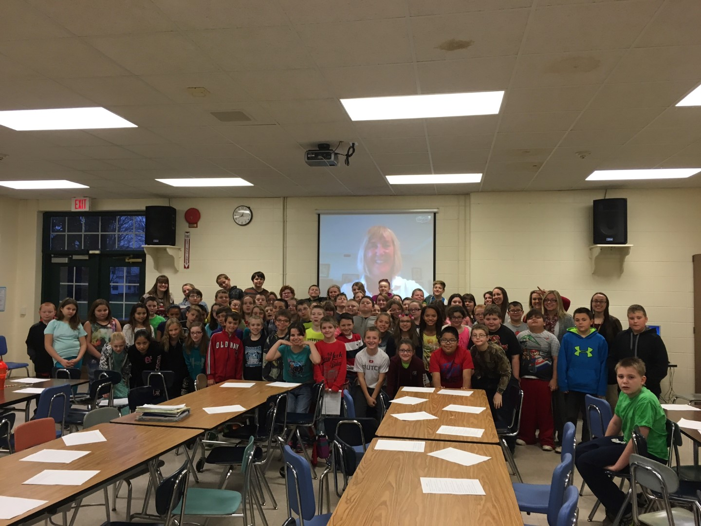 class-at-rose-wolcott-middle-school