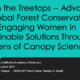 """""""Life in the Treetops"""" Seminar with Dr. Meg Lowman on 2/2/2017 at USF"""