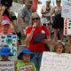Meg Lowman at Sarasota March for Science
